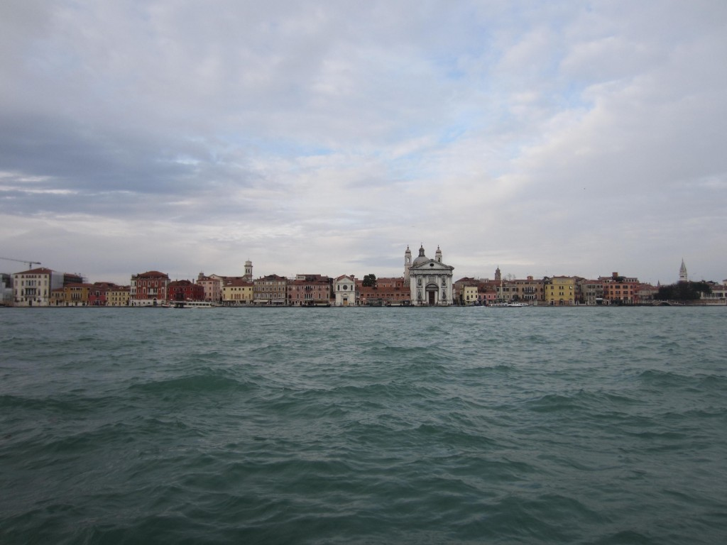 View of Venice from Guidecca