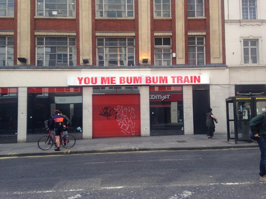 bum bum train