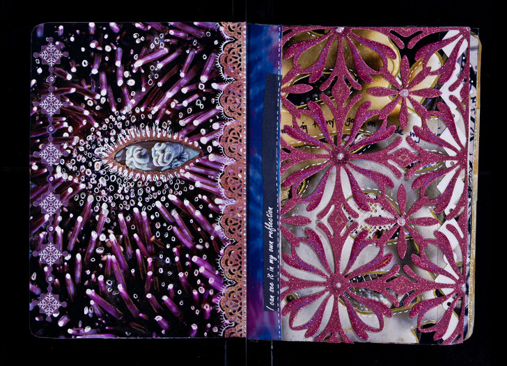Sketchbook by Chrissie Diller (Seattle, WA)