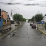 puerto natales rain